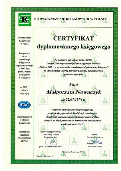 certyfikat-ksiegowosc